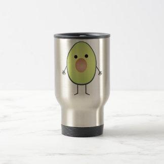 travel mug - avocado