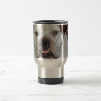 Travel Mug/Bulldog