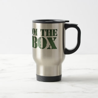 Travel mug for the traveling beloved in your life!