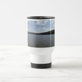 Travel mug lake