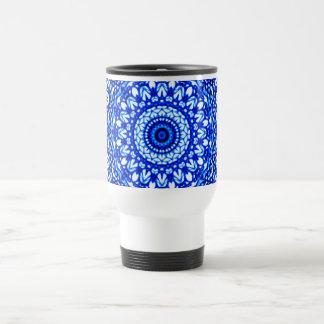 Travel Mug Mandala Mehndi Style G403