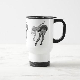 Travel Mug Pin up Girls Cups Vintage (19) Coffee Mug