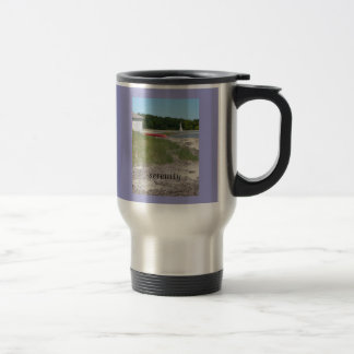 travel mug :Serenity, I find it~ in the everyday