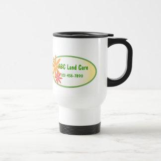 Travel Mug Template ABC Lawn Care
