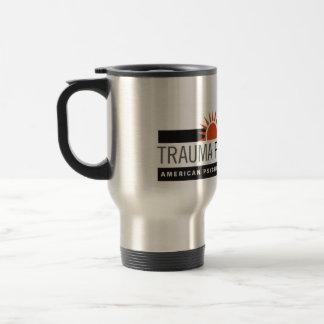 Travel Mug w/Trauma Logo