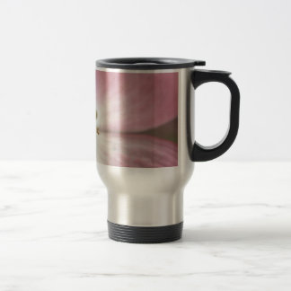 Travel Mug with Dogwood Bloom