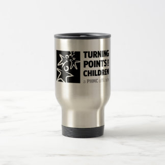 Travel Mug with Turning Points for Children Logo