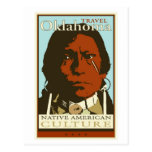 Travel Oklahoma Post Cards