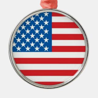 Travel Ornament - United States