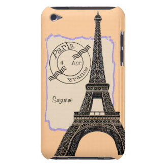 Travel Paris France iPod Case-Mate Cases