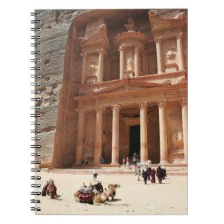 Travel 'Petra' Notebook
