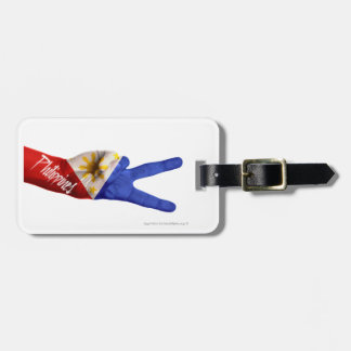 Travel Philippines Luggage Tag