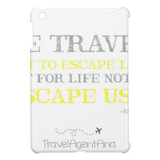Travel Quote Case For The iPad Mini