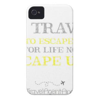 Travel Quote iPhone 4 Case