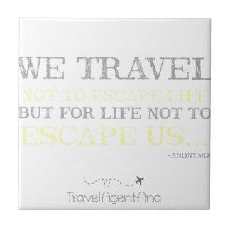 Travel Quote Tiles