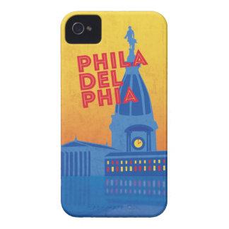 Travel Series Philadelphia iPhone4/4s Case
