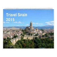 Travel Spain 2015