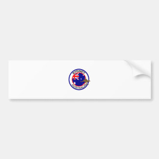 TRAVEL SYDNEY AUSTRALIA BUMPER STICKER