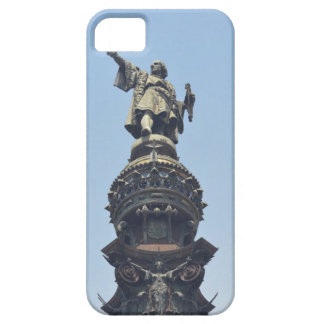 Travel the World - Columbus Pointing out to Sea Case For The iPhone 5