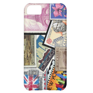 Travel theme iphone case