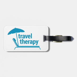 Travel Therapy Bag Tag