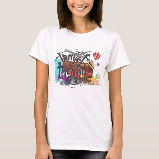 Travel Therapy Women's T-Shirt