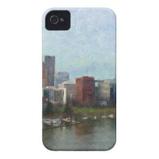 Travel through Portland iPhone 4 Covers