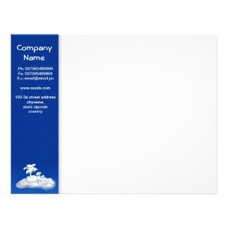 travel vacations letterhead