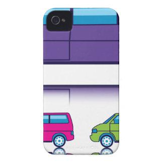 Travel Van/Bus iPhone 4 Case-Mate Cases