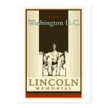 Travel Washington DC Post Card