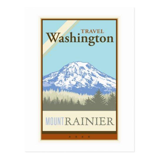 Travel Washington Postcard