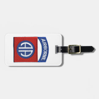 Travel with pride luggage tag