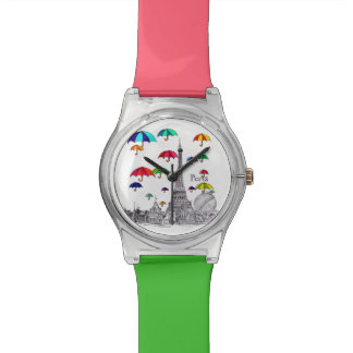 Travel with Umbrellas Watches
