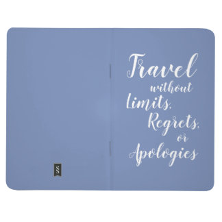 Travel Without Limits Travel Journal