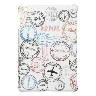 Traveled iPad Mini Cover