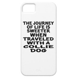 Traveled With A Collie Life Partner iPhone 5 Cover