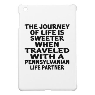 Traveled With A Pennsylvanian Life Partner Case For The iPad Mini
