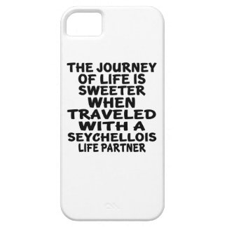 Traveled With A Seychellois Life Partner Case For The iPhone 5