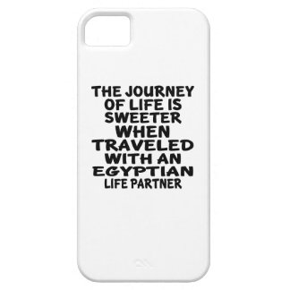 Traveled With An Egyptian Life Partner iPhone 5 Cover