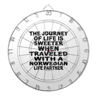 Traveled With An Norwegian Life Partner Dart Boards