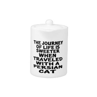 Traveled With Persian Cat