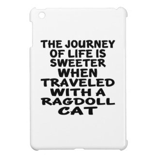 Traveled With Ragdoll Cat iPad Mini Case