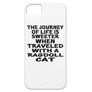 Traveled With Ragdoll Cat iPhone 5 Covers