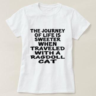 Traveled With Ragdoll Cat T-Shirt