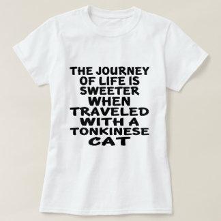 Traveled With Tonkinese Cat T-Shirt
