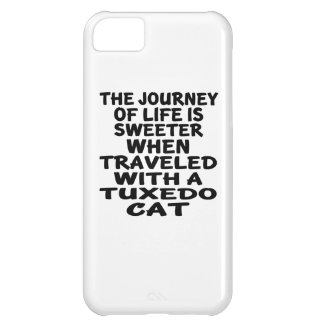 Traveled With Tuxedo Cat iPhone 5C Covers