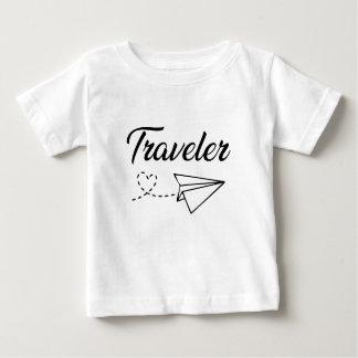 Traveler Baby T-Shirt