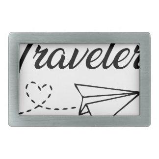 Traveler Belt Buckle