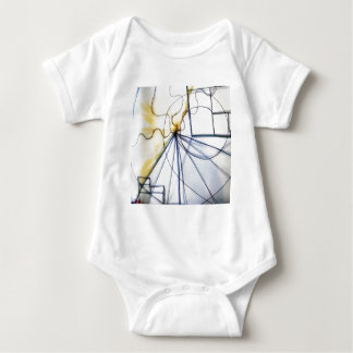 Traveler of Many Cosmos Baby Bodysuit