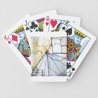 Traveler of Many Cosmos Bicycle Playing Cards